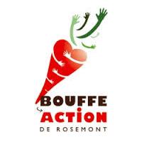 Bouffe-Action de Rosemont logo