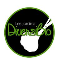 Les Jardins Diversibio logo