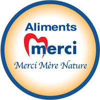 Les Aliments MERCI  logo Alimentation Agroalimentaire agriculture emploi agroalimentaire