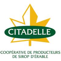 Citadelle, Coopérative de producteurs de sirop d'érable logo