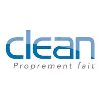 Service d'entretien Clean international inc. logo